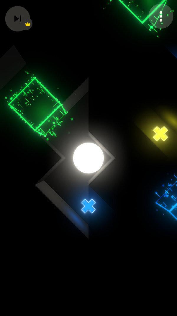 小球霓虹迷宫图3