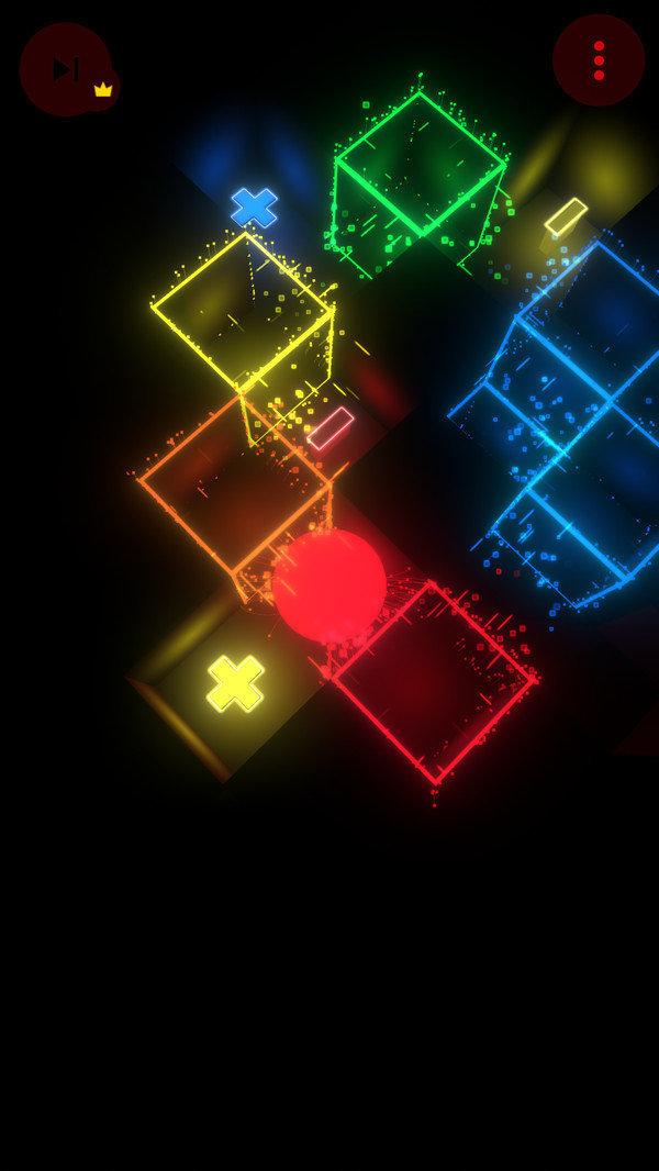 小球霓虹迷宫图4