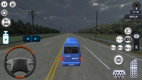 小巴士司機圖1