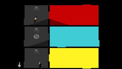 移动迷宫图1