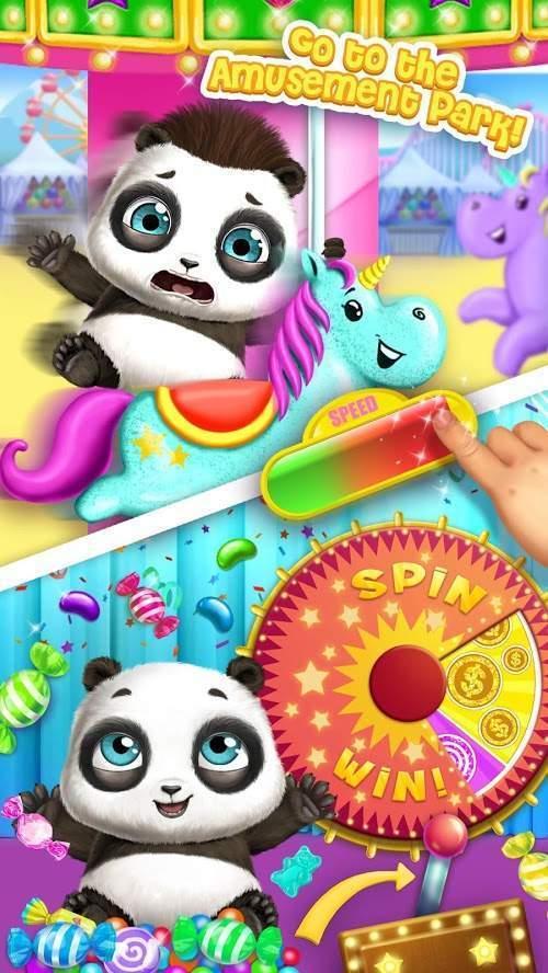 熊猫城饲养员图4