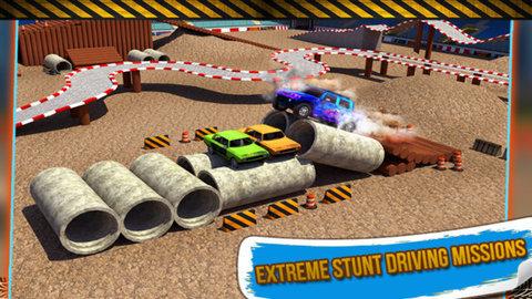 舞臺特技怪物卡車3D圖2