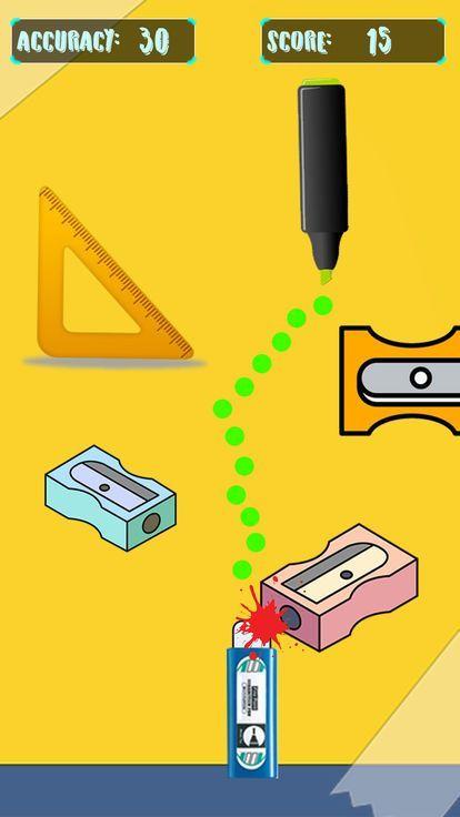 铅笔与擦除图1