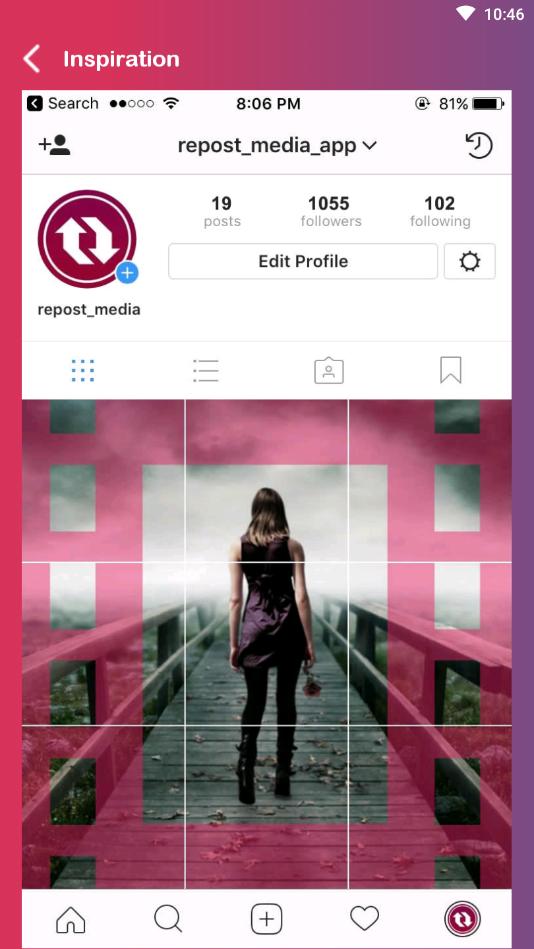 网格照片app图3