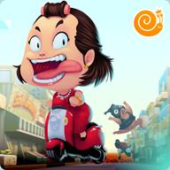 摩托冒险之旅游戏