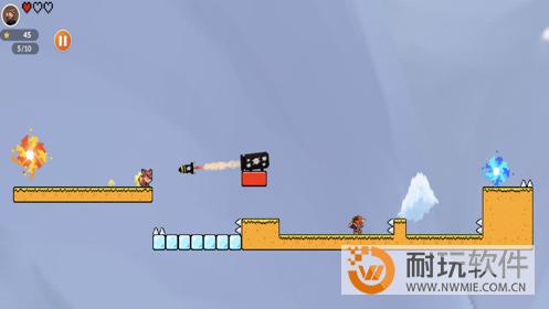 fox jumps图1